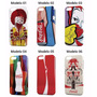Capinha 3d Mcdonalds Coca Cola Iphone 4/4s/5/5s/5c/6/6 Plus