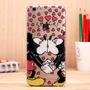 Capinha Capa Case Iphone 5c Mickey E Minnie Beijo Frete9,99