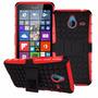 Capa Armatura Anti Impacto Nokia Lumia 640xl+pelicula Vidro
