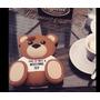 Capa Lançamento Iphone 4,5, 5s E 6(4.7) Urso Moschino