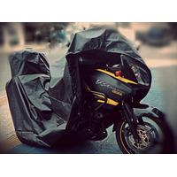 Capa Para Cobrir Moto Com Porta Baú Térmica Xt 1200 Yamaha