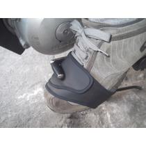 Protetor De Tenis Calçados Moto Motociclista (preto)