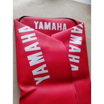 Capa De Banco Yamaha Dt 180 Até 84 Modelo Original