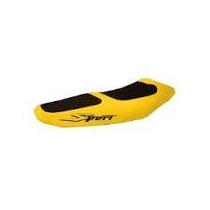 Capa De Banco Moto Twister 250 Cor Amarelo