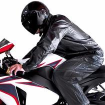 Capa De Chuva Motociclista,calça+jaqueta 100% Imperm/tam G