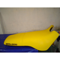 Capa De Banco Jet Ski Sea Doo Sp/spx/xp Amarela