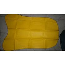 Capa Banco Nx350 Sahara Amarelo