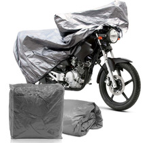 Capa Para Cobrir Moto Twister Cg Biz Ybr Factor Dafra Suzuki
