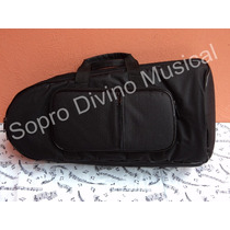 Capa Extra Luxo Para Trombonito Trombone Marcha