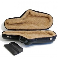 Semi Case Luxo Para Sax Tenor - Solid Sound - Capa Bag