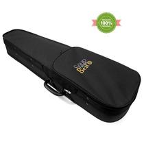 Semi Case Estojo Capa Luxo Solid Sound Para Violino 4/4 341