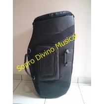 Capa Case Master Luxo Couro Pelucia Tuba Weril Wntu3 Ou Tu4