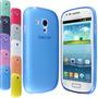 Capa Case 0.3mm Ultra Fina Fosca Para Samsung Galaxy S3 Mini