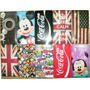 Capa Lg Optimus L9 P760 P765 Uk Usa Coca Câmera Minie Mickey