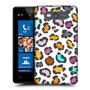 Case Capa Onça Pintada Estampa Nokia Lumia 820 Frete Gratis!