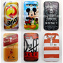 Capa Case Moto G Phone Tematicas Bebidas + Pelicula Gratis