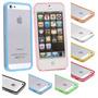 Capa Case Bumper Apple Iphone 4 4s + Pelicula