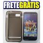Capa Emborrachada Para Motorola Atrix - Xt682/xt687