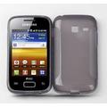 Capa Tpu + Película Top Premium Samsung Galaxy Y Duos S6102!
