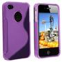Capa Case Tpu Premium Para Iphone 4 4g 4s Premium