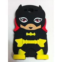 Capa Case Bat Girl / Homem Aranha Grand Duos Samsung