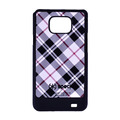 Capa / Case Para Samsung Galaxy S2 I9100 Speck Preta/branca
