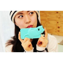 Capa/case Iphone 4/4s Gatinha Kiki.mais Brinde Para Iphone