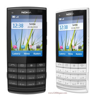 Capa Silicone Tpu Celular Nokia X3-02 + Frete Gratis