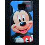 Capa Case Samsung Galaxy S2 I9100 Mickey + Película Brinde