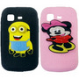 Capinha Samsung Galaxy Pocket S5300 S5301 S5302 S5303 Minnie