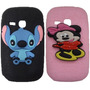 Capinha Samsung Galaxy Young Il Tv S6310 S6312 S6313 Minnie