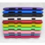 Capa Policarbonato Emborrachada Nokia Lumia 520 + Película
