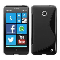 Case Celular Nokia Lumia 630 635 + Película De Tela