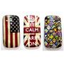 Capa Case Capinha Samsung Galaxy S3 Mini Gt-i8190 + 2 Pelícu