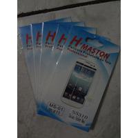 Pelicula Protetora Samsung Galaxy Pocket Neo S5310 Fosca