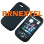 Case Capa De Proteção Silicone Borracha Nextel I1 Preto