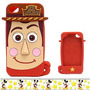 Capa Case Iphone 4/4s Woody Cowboy Toy Story