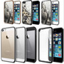 Capa Case Cristal Ultra Hybrid Iphone 4/4s ++++brinde++++