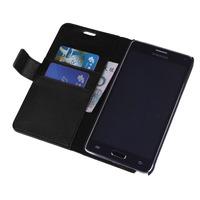 Capa Case Wallet Carteira Luxo Para Samsung Galaxy Note 4