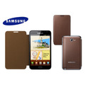Kit C/10 Capa Flip Samsung Galaxy Note I Orig. N7000 I9220