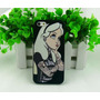 Capa Case De Celular Princesa Alice Tatuada Iphone 5 / 5s