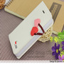 Capa Iphone 5 5s Couro Luxo Função Flip Carteira Bolsa