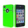 Capa Case Iphone4 4s Borracha Rígida Luxo