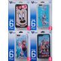 Capas Iphone 6 Plus Exclusividade Park Disney Escolha A Sua!