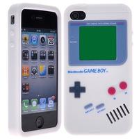 Capa Case Para Iphone 4 E 4s Game Boy