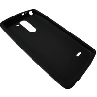 Capa Celular Lg G3 Stylus D690 Preta + Película De Vidro