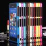 Case Bumper Alumínio Sony Xperia Z3 + Película Frete E Verso