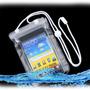 Estanque Prova Dagua Bolsa Case Capa Celular Agua S4 Note 4