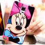 Lindíssima Capa Da Minnie P/ Samsung Galaxy Note 4