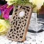 Capa Capinha Onça Oncinha Peludinha Dourada Iphone 4 4s